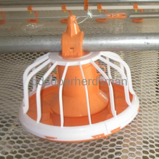 Full Set Automatic Poultry Equipment for Broiler 2