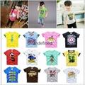 童装短袖t恤 2