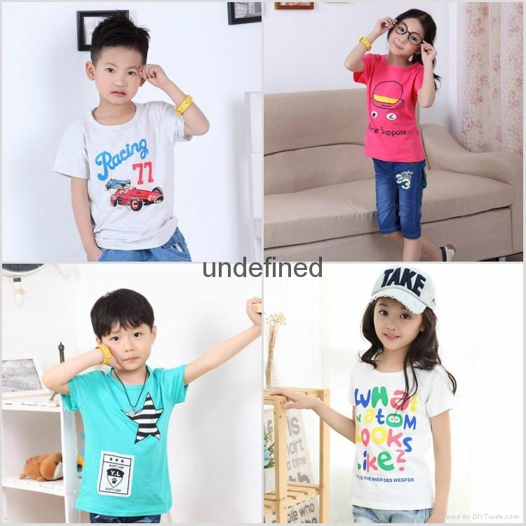 童装短袖t恤 4