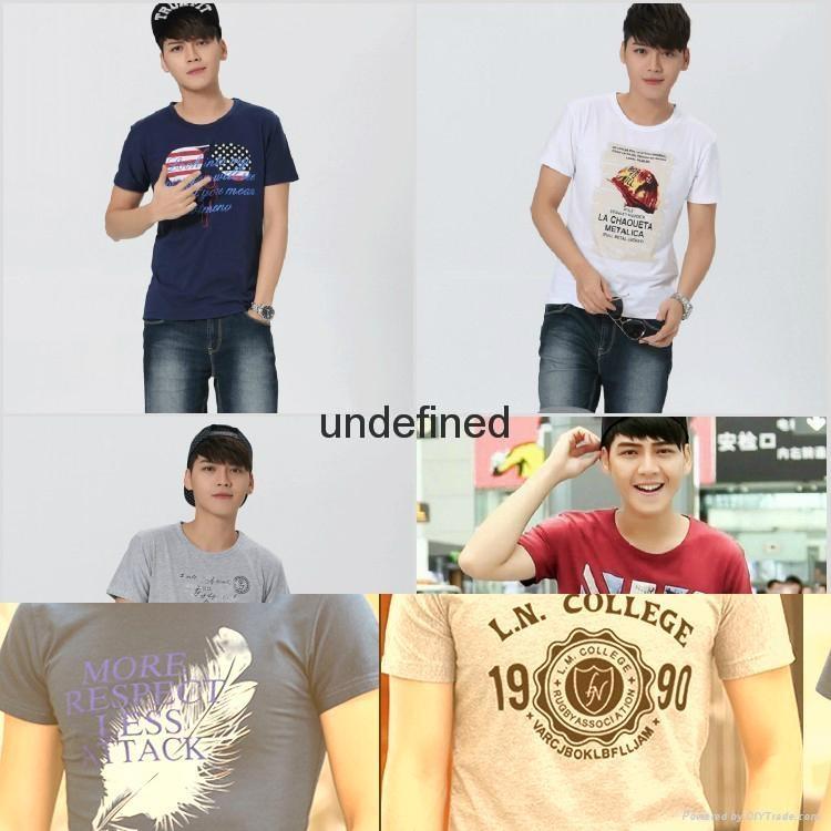 男装短袖t恤 4
