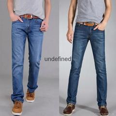 男装牛仔长裤