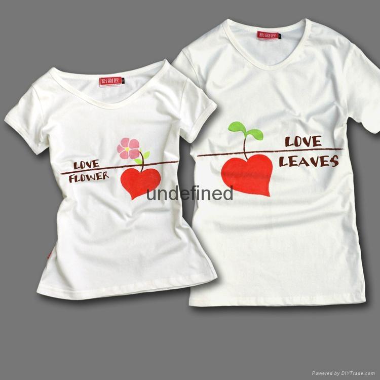 情侣装短袖t恤 3