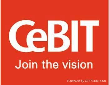 2018年德国汉诺威国际消费电子信息及通信博览会(CeBIT) 1