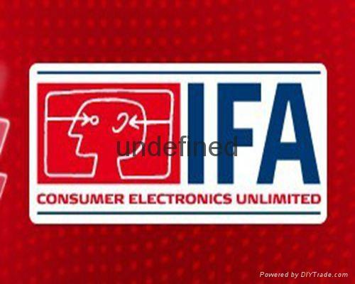 2019年德国柏林国际消费电子及家电展览会(IFA) 1