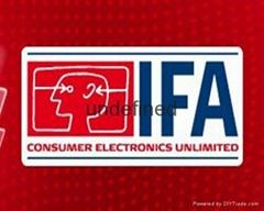 2018年德國柏林國際消費電子及家電展覽會(IFA)