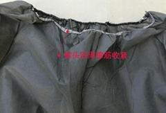 加厚一次性无纺布分体式防护服