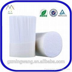 Bamboo charcoal hairbrush PA66 filament