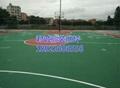 炭步籃球場防滑地坪漆施工
