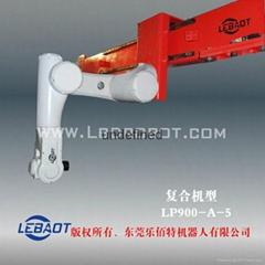 深圳加工中心自動上下料機械手