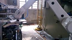 東莞6軸沖壓上下料機器人