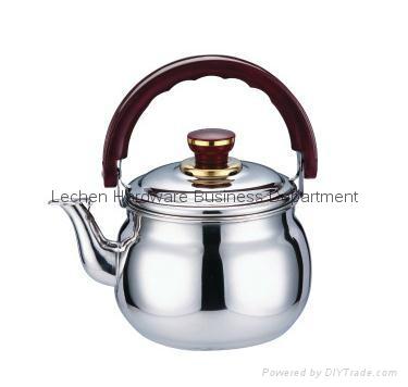 Stainless Steel Whistling Kettle Water Kettle Tea Pot 16CM-26CM 1