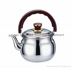 Stainless Steel Whistling Kettle Water Kettle Tea Pot 16CM-26CM