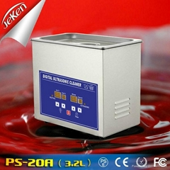 120W Best Used High Quality Portable Ultrasonic Jewelry Cleaner For Sale 3.2l (J