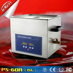 15l hot selling stainless steel glasses ultrasonic cleaning machine