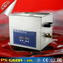 Ce-approved Digital Heated Ultrasonic Cleaner PS-G60A