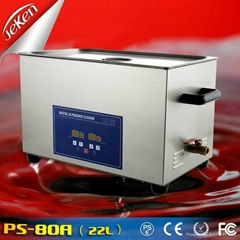 22l hot sales stainless steel family ultrasonic cleaning machine