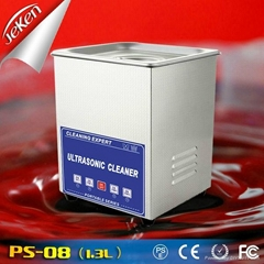 1.3l high quality sunglasses ultrasonic cleaner with basket