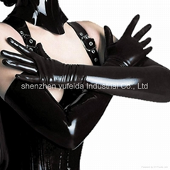Fashion Sexy Lingerie Womens Underwear For Costume Long Gloves Erotic Nightwear