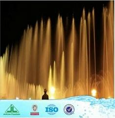 Music Dancing Fountain