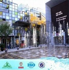 Ground Play Fountain