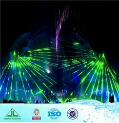 Laser Water Movie