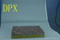 Rock Wood External Wall Insulation Phenolic Foam Board for Heat and Sound
