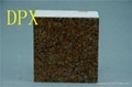 Sandwich insulation board rock wool with resin Manufacturer 3