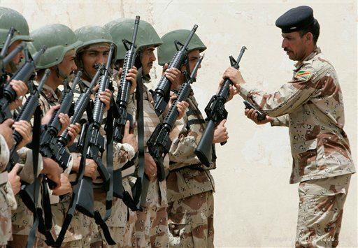 6-Color Desert Camouflage Military Uniform 4