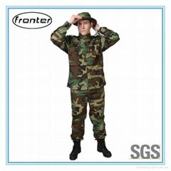 Woodland Camouflage Uniform