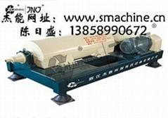 选煤厂煤泥水处理设备 LWJ650洗煤污泥脱水机