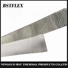 China Manufacturer Aluminum Coated Fiberglass Heat Shield Tape