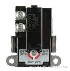 熱水器承壓水箱溫控開關防干燒限溫保護器59T66T 1