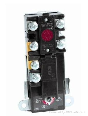熱水器承壓水箱溫控開關防干燒限溫保護器59T66T 3