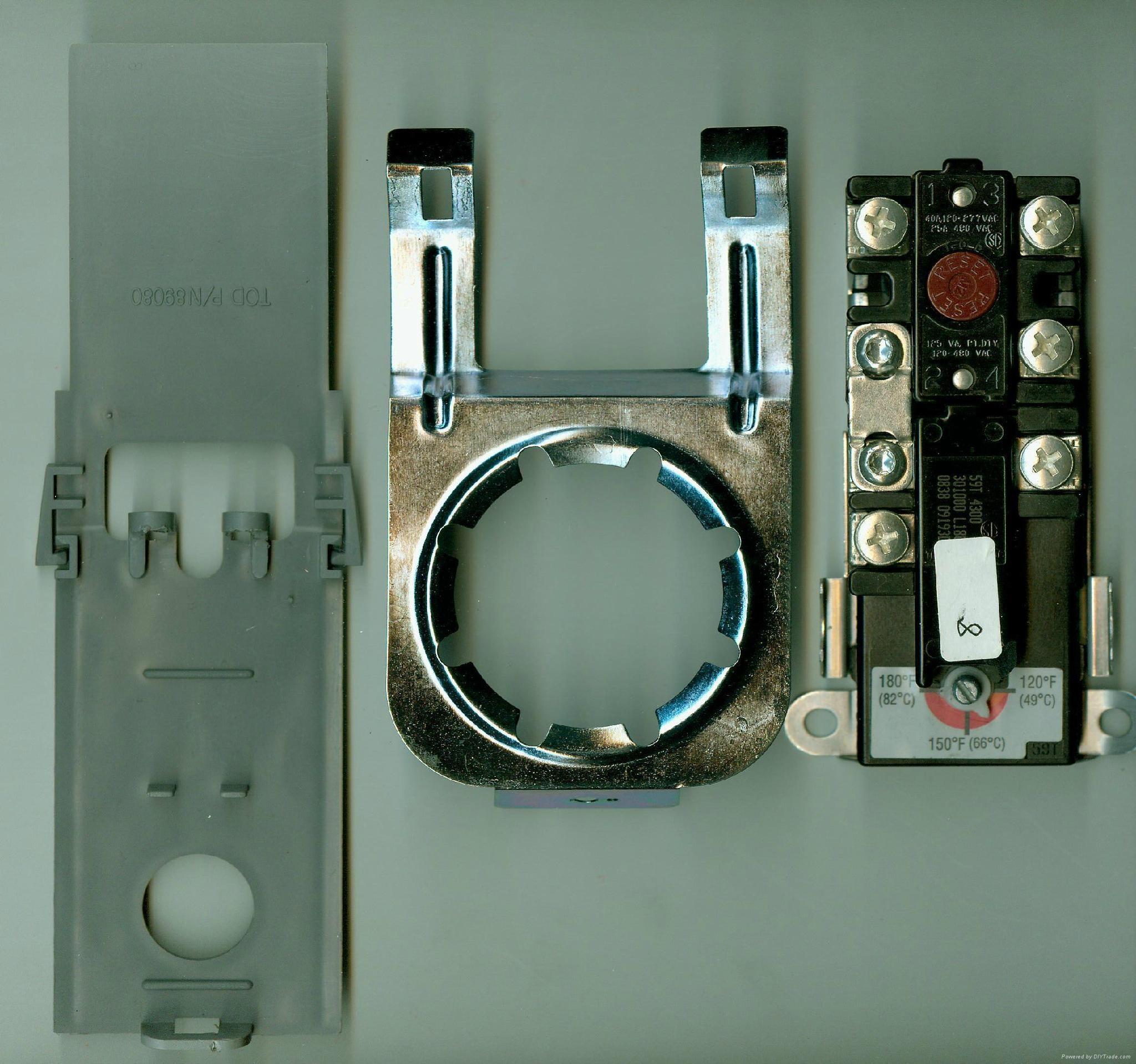 熱水器承壓水箱溫控開關防干燒限溫保護器59T66T 5