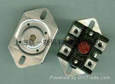 熱水器防干燒雙極斷路熱切斷器:T-O-D限溫器66TM