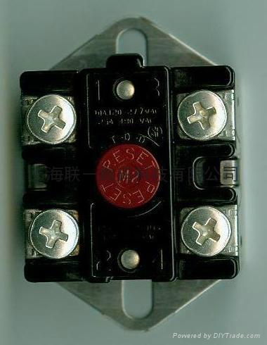 熱水器防干燒雙極斷路熱切斷器TOD限溫器66TM 5