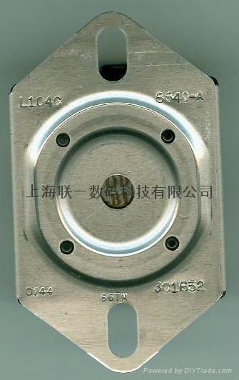 熱水器防干燒雙極斷路熱切斷器TOD限溫器66TM 3
