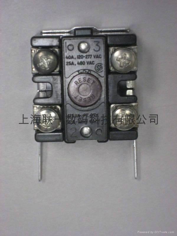 热水器防干烧双极断路热切断器TOD限温器66TM 4