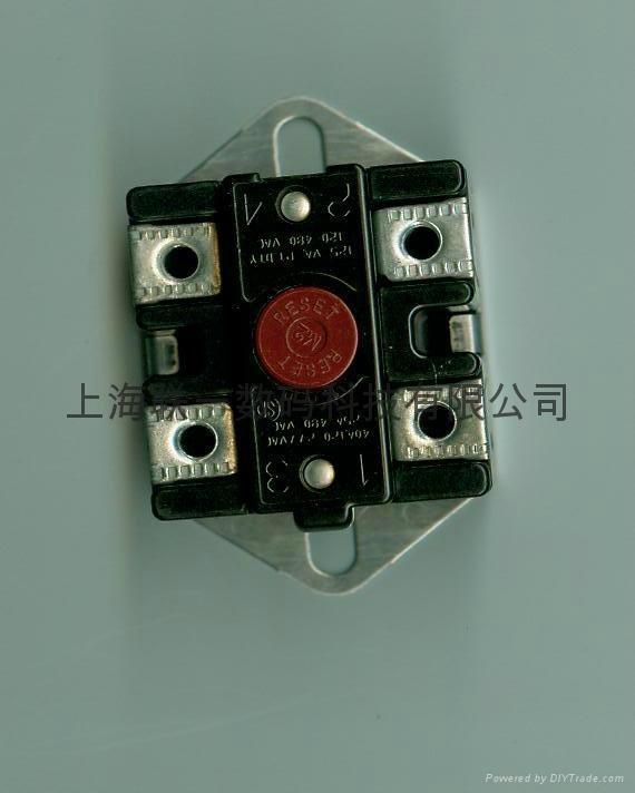 热水器防干烧双极断路热切断器TOD限温器66TM 2