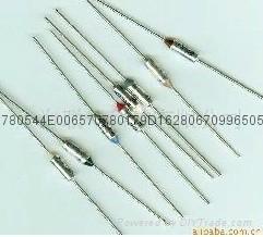 Microtemp®G6A01和G6A00热熔断器 1