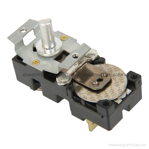 进口TOD电暖器可调式温控器58T 1