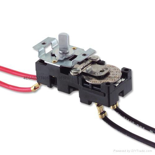 进口TOD电暖器可调式温控器58T 2