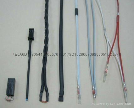 艾默生新能源驅動電機NTC溫度傳感器 2
