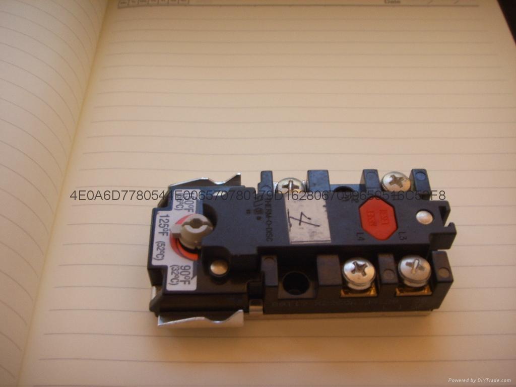 艾默生电热水器机械式温控限温开关89T系列 3