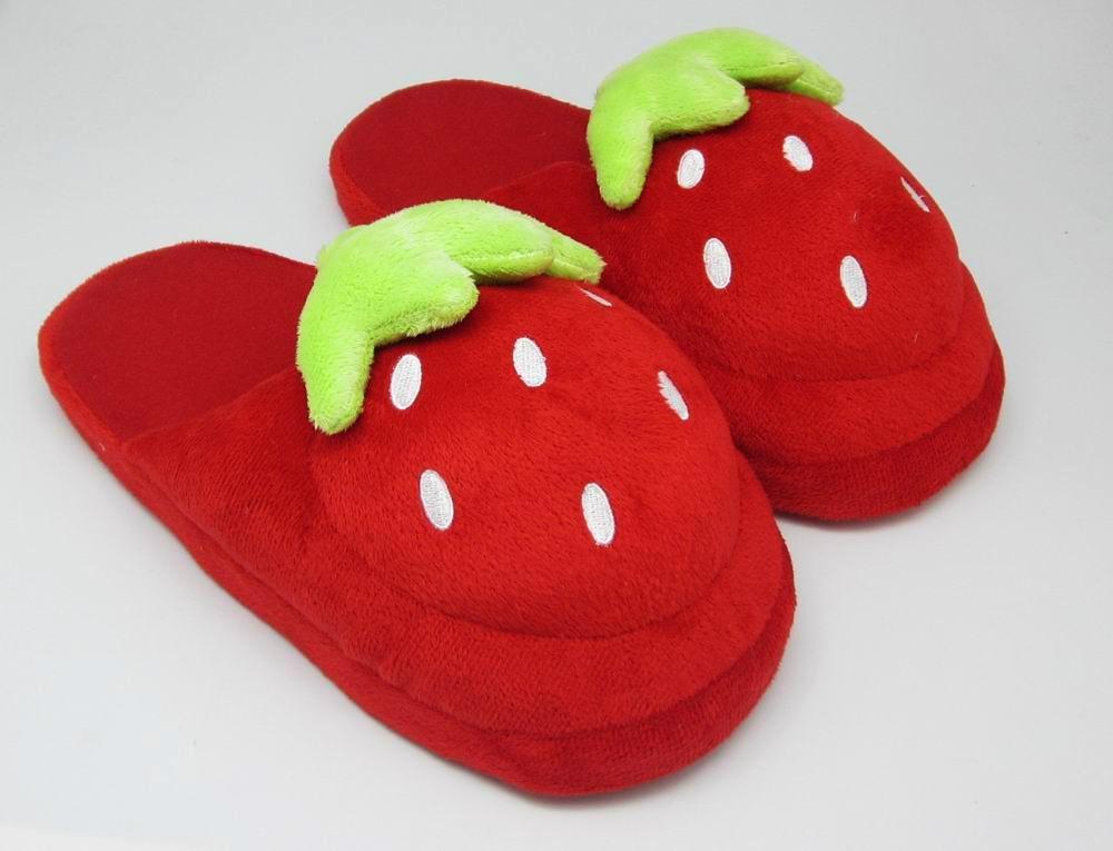 Plush slipper 2