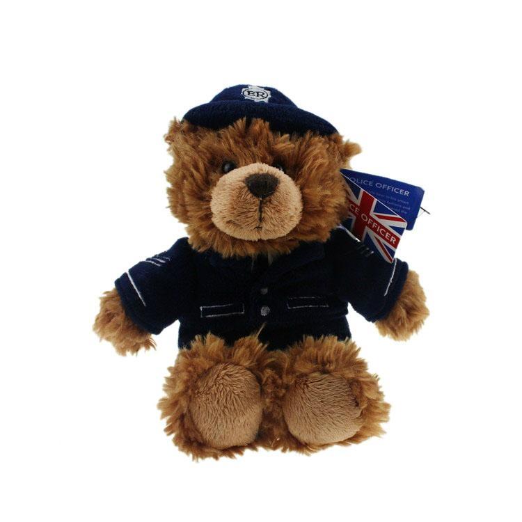 High quality teddy bear plush soft animal toys 3