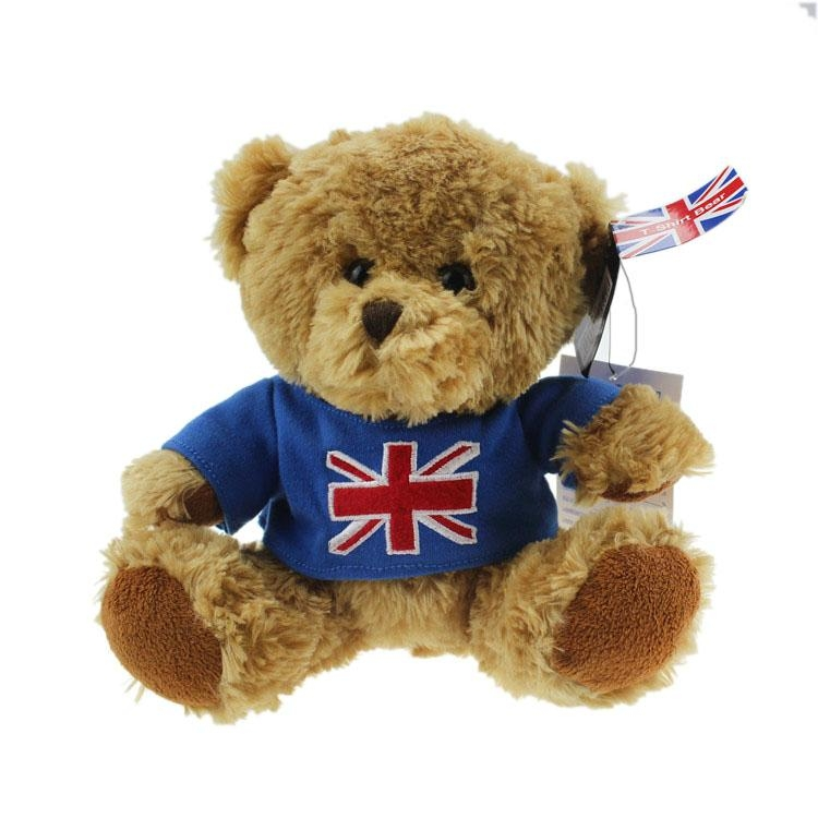 High quality teddy bear plush soft animal toys 4