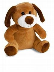 Wholesale soft plush toy stuffed dog toy