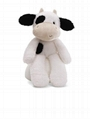 2015 Soft toy cow stuffed plush animal