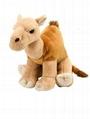 Wholesale plush stuffed soft camel toy